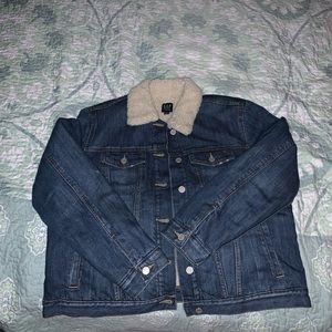 Brand new gap denim jacket
